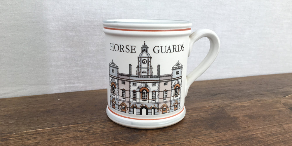 Denby Mugs - London Scenes