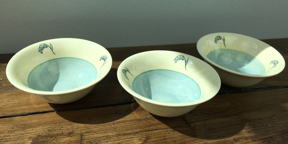 Poole Pottery Bluebell