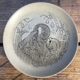 Poole Pottery Stoneware Plate