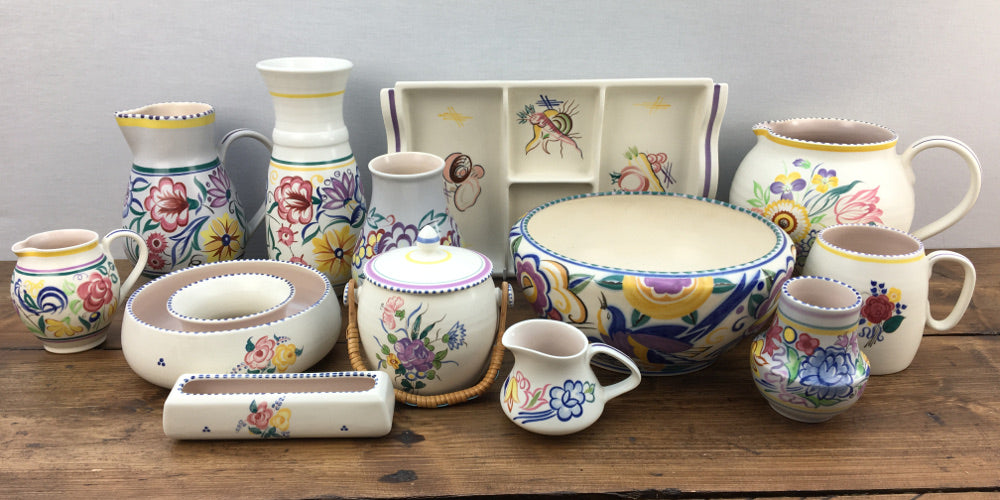 Poole Pottery Traditional Ware