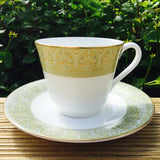 Royal Doulton Sonnet Tea Cups & Saucers