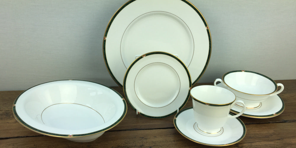 Royal Worcester Carina (Green)