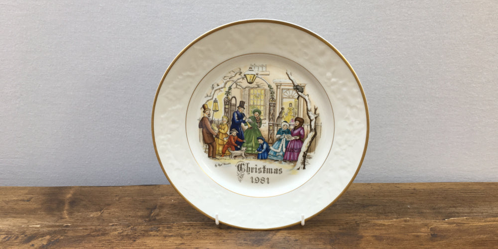 Royal Worcester Decorative Plates
