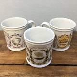 Denby Regions & Counties Mugs