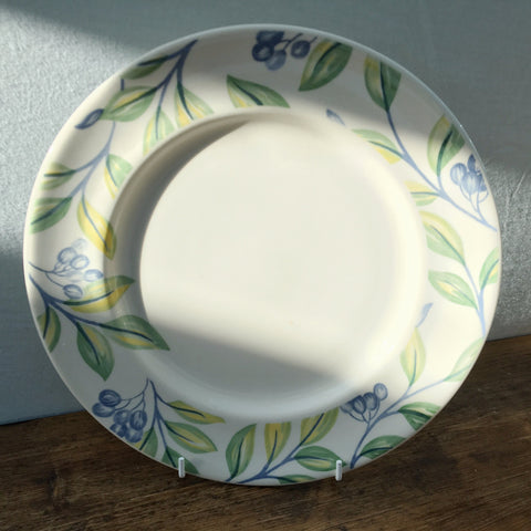 Johnson Bros Blueberry Dinner Plate