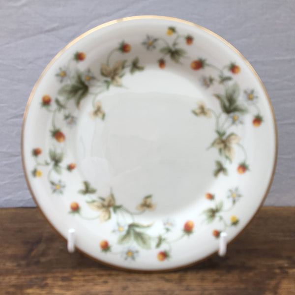Royal Doulton Strawberry Cream Tea Plate