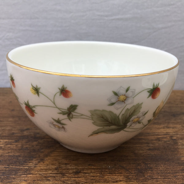 Royal Doulton Strawberry Cream Sugar Bowl
