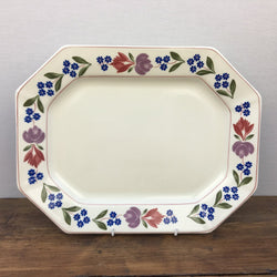 "Adams ""Old Colonial"" Serving Platter, Large"