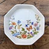 Aynsley Cottage Garden Butter Pat