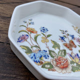 Aynsley Cottage Garden Butter Dish