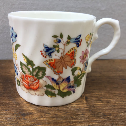 Aynsley Cottage Garden Coffee Cup