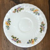 Aynsley Cottage Garden Soup Cup Saucer
