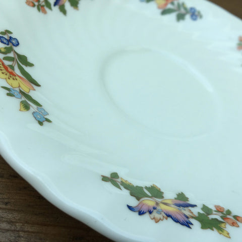 Aynsley Cottage Garden Soup Saucer