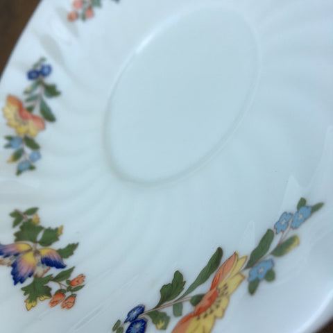 Aynsley Cottage Garden Tea Saucer