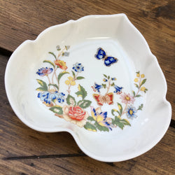 Aynsley Cottage Garden Trinket Dish, Heart Shape