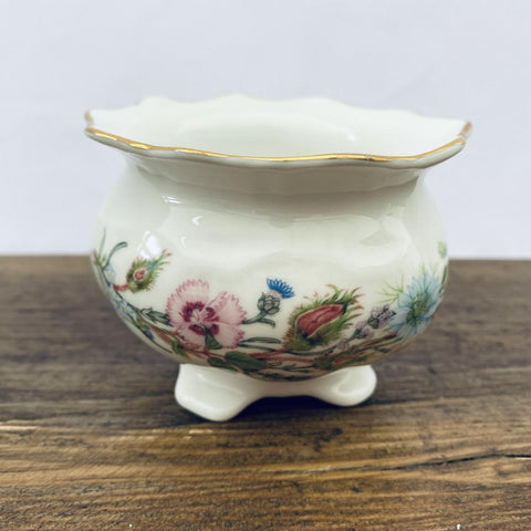Aynsley Wild Tudor Footed Sugar Bowl