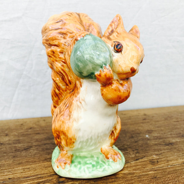 Beswick Beatrix Potter's Squirrel Nutkin