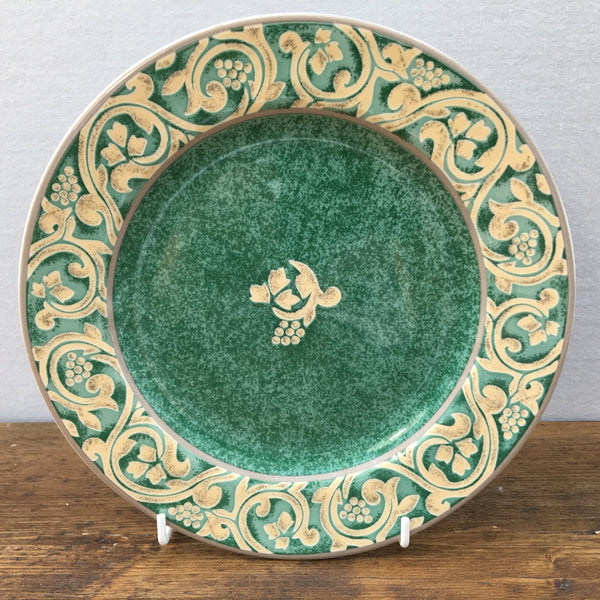 British Home Stores Valencia Green Starter Plate