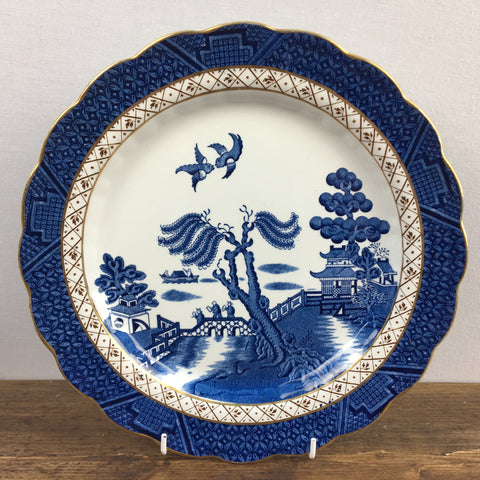 Booths Real Old Willow Dinner Plate