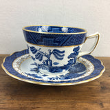 Booths Real Old Willow Tea Cup & Saucer