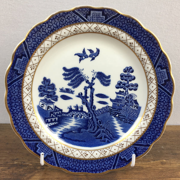 Booths Real Old Willow Tea Plate