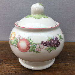 Boots Orchard Lidded Sugar Pot