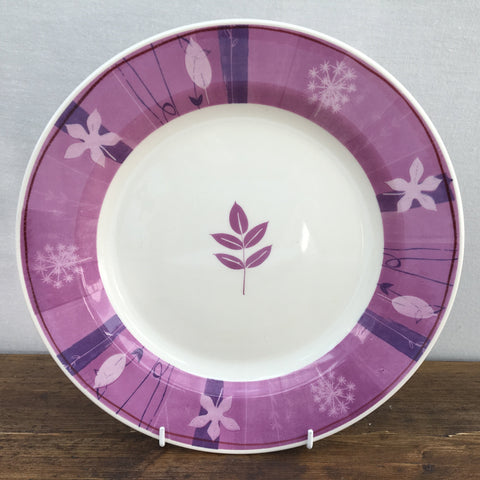 Churchill Ports of Call Panama Dinner Plate