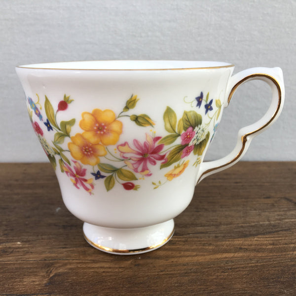 Colclough Hedgerow Tea Cup
