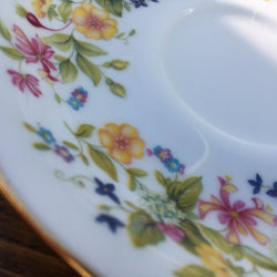 Colclough Hedgerow Tea Saucer
