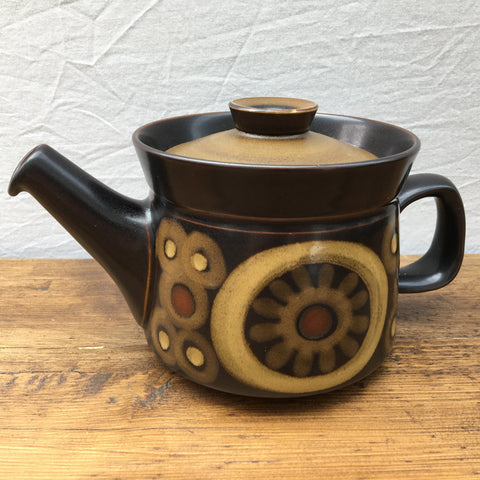 Denby Arabesque Teapot, 1.25pints