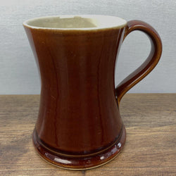 Denby Brown 1956 (ish) 1 Pint Tankard