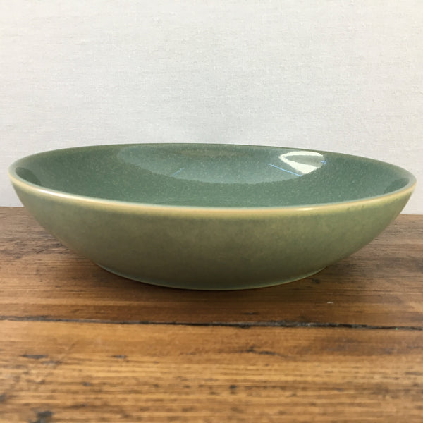 Denby Calm Pasta Bowl Dark Green