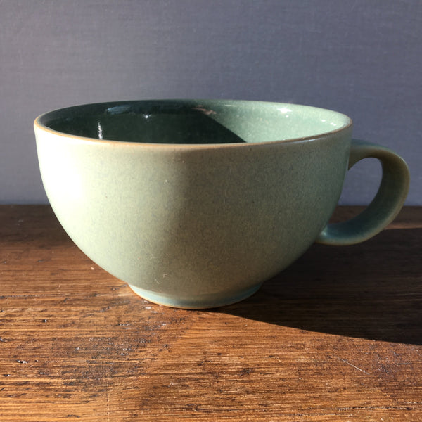 Denby Calm Tea Cup (Dark Green)