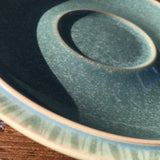 Denby Calm Tea Saucer (Dark Green)