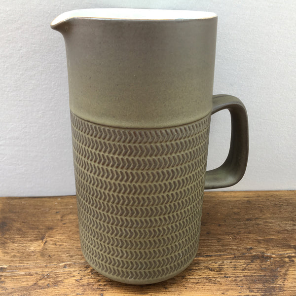 Denby Chevron 2 Pint Jug