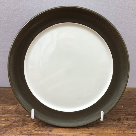 Denby Chevron Tea Plate