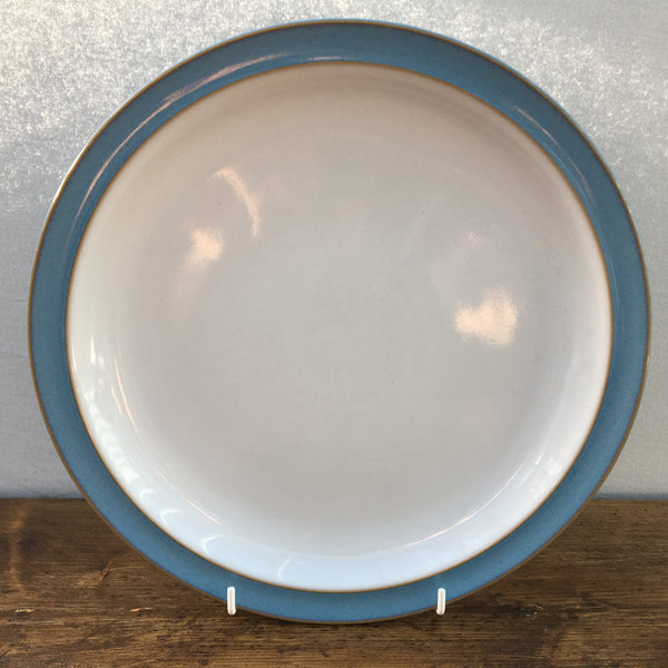 Denby Colonial Blue Dinner Plate