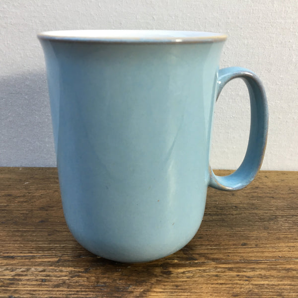 Denby Colonial Blue Mug - 'D' Shape Handle