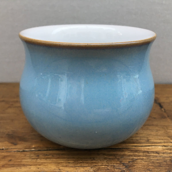 Denby Colonial Blue Sugar Bowl