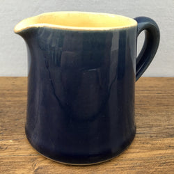 Denby Cottage Blue Straight Sided Cream Jug