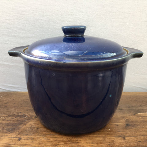Denby Cottage Blue 3.5 Pint Stew Pot