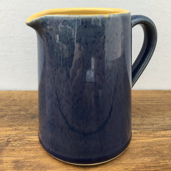 Denby Cottage Blue 0.75 Pint Straight Sided Jug