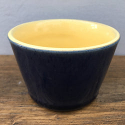 Denby Cottage Blue Straight Sided Sugar Bowl