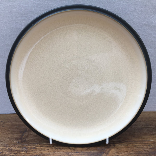 Denby Energy Breakfast / Salad Plate (Charcoal & Cream)