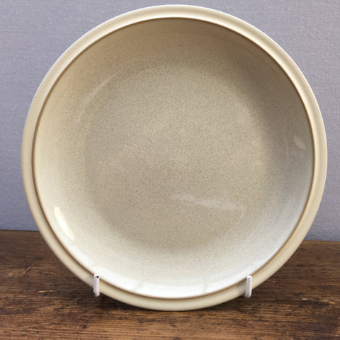 Denby Energy Cream & White Tea Plate