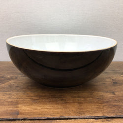 Denby Black Pepper Coupe Cereal Bowl