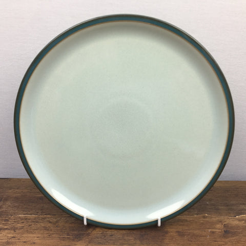 Denby Everyday Teal Dinner Plate