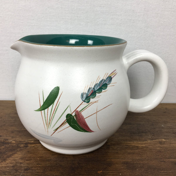 Denby Greenwheat 1 Pint Jug