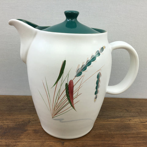 Denby Greenwheat Coffee Pot, 2.5 Pints
