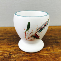 Denby Greenwheat Egg Cup